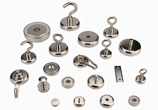 strong neodymium pot magnets