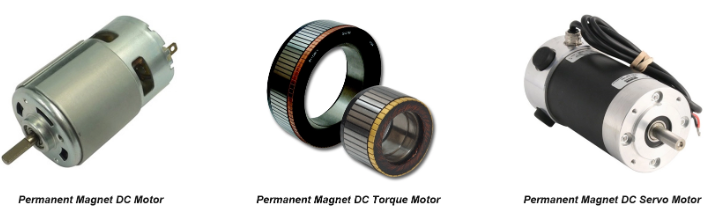 Permanent Neodymium Magnets for DC Motor