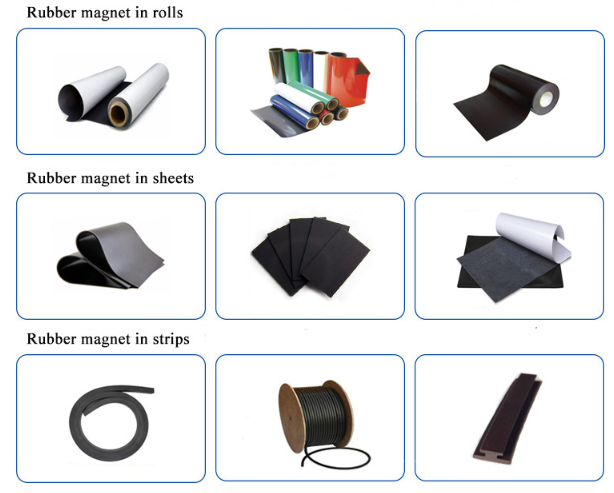 Flexible rubber Magnet manufacturer