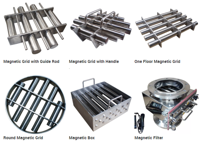 Permanent High Quality Magnetic Grate