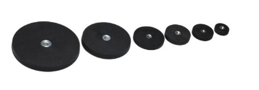 extra strong rubber coated magnets
