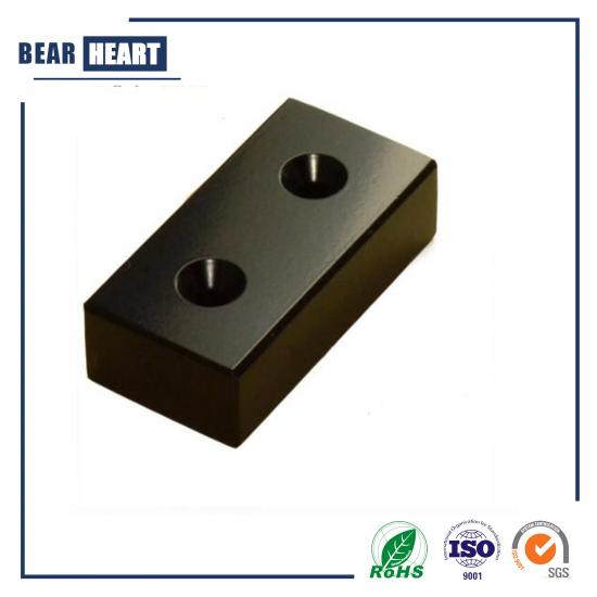 Strong Block Magnets With Countersunk Holes