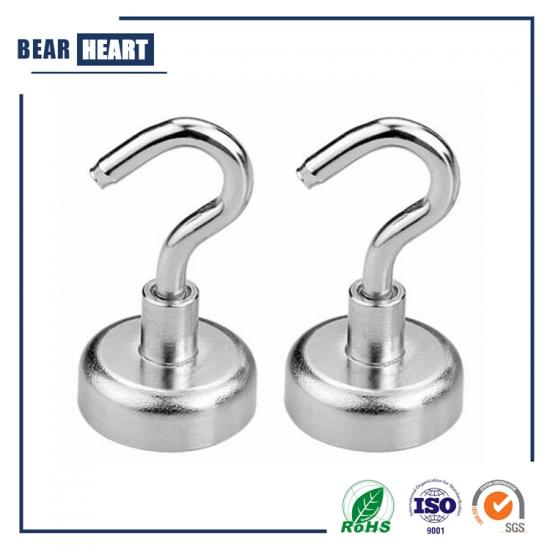 Neodymium Heavy Duty Magnetic Hooks