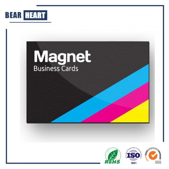 Printing Magnetic Business Card Sticker