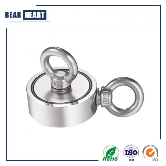 Neodymium Strong D75 Salvaging Fishing Magnet