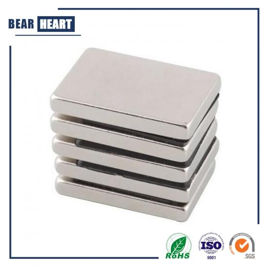 Neodymium Block Square Magnets for Magnetic Bead Separation Stand