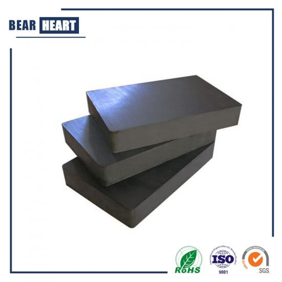 Sintered Ceramic Ferrite Block Magnets