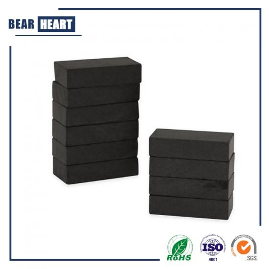 Hard Sintered Ferrite Blocks