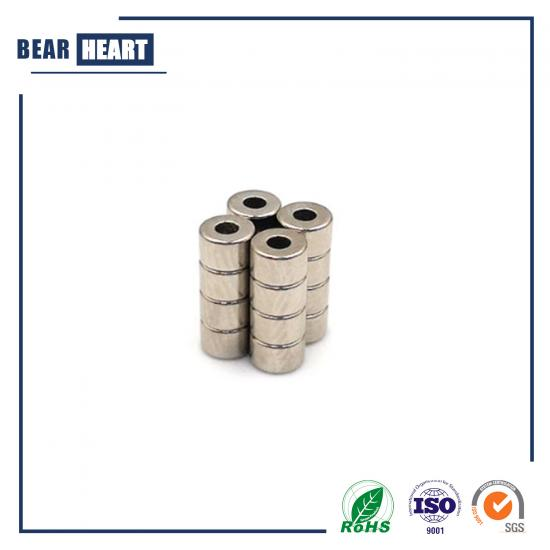 Strong Neodymium Powder Motor Magnets