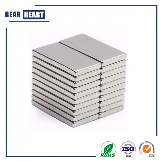 Large Rare Earth Block Neodymium Magnets