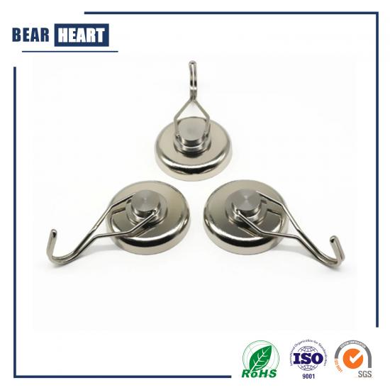 Heavy Duty Neodymium Magnet Hook for Hanging