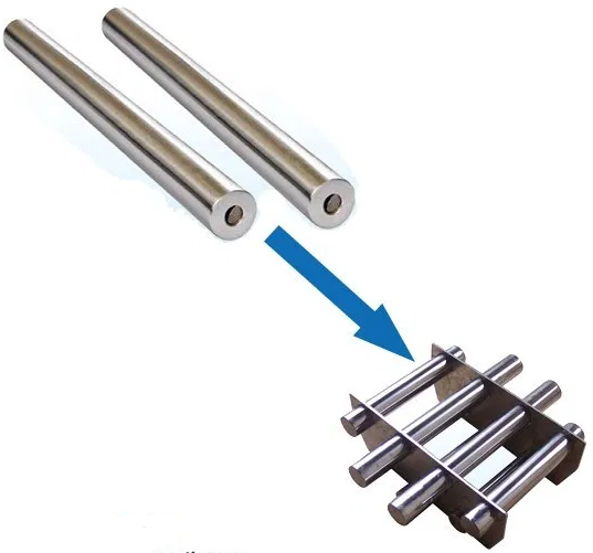 High Performance Filter Rod Magnets